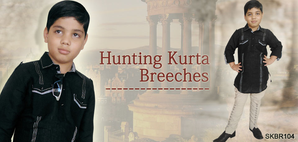 Short Kurta-Breeches