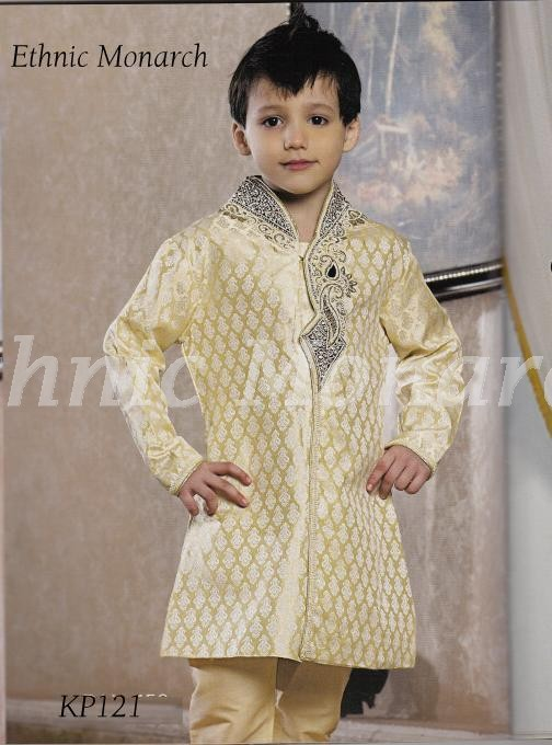 High Neck Designer Kurta