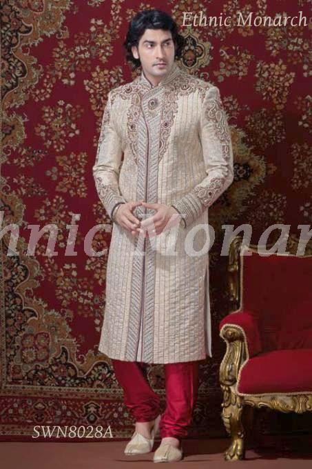 Exclusively Designed Sherwani