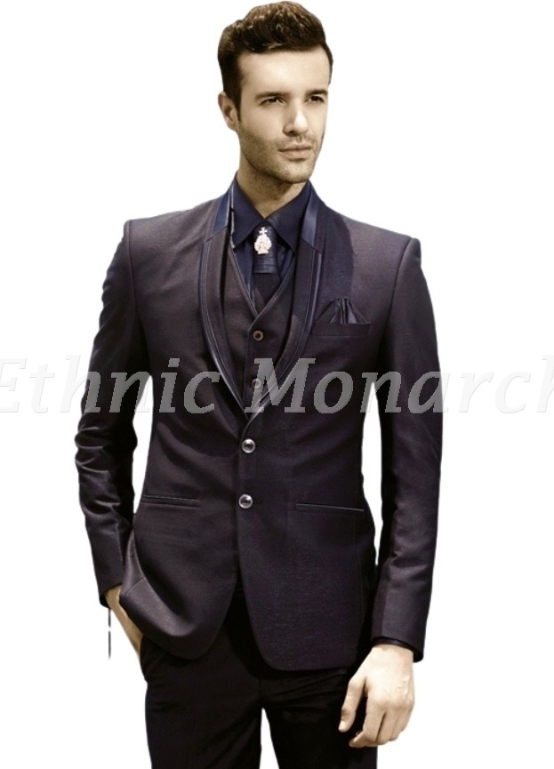 Party Wear Three Piece Suit