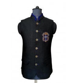 Amazing Black Nehru Jacket