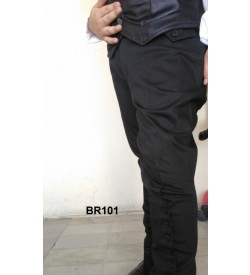 Black Color Designer Cotton  Breeches