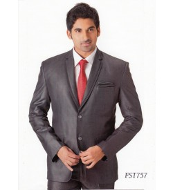 Grey Color Formal Suit