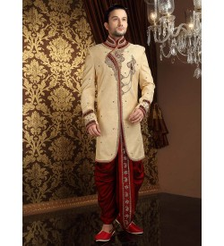 Admirable Light Colour Indo Western