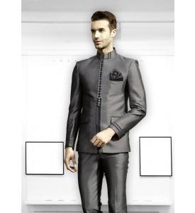 Grey Astonishing Jodhpuri